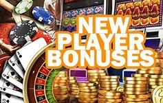 New Player Bonuses