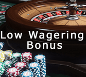 Low Wagering Bonus canada-promotions.com