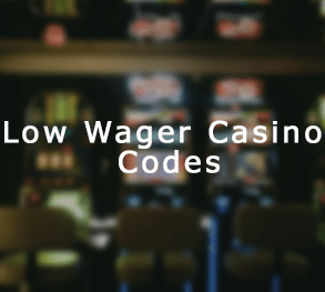 Low Wager Casino Codes canada-promotions.com